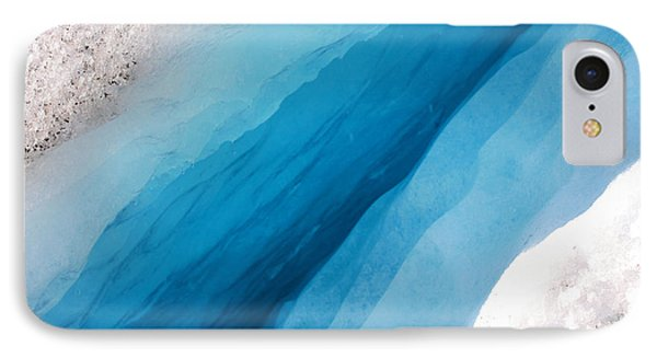 Glacial Rift IPhone Case by Kristin Elmquist