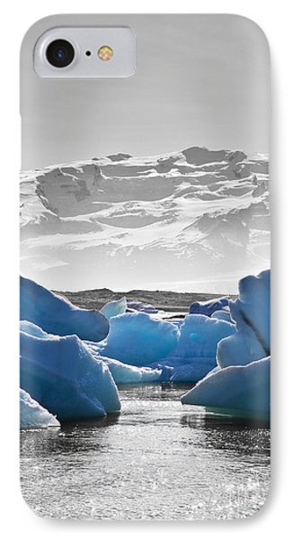 Glacier Art IPhone Case