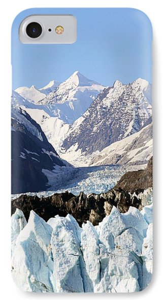 IPhone Case featuring the photograph Glacier Bay Alaska by Sonya Lang