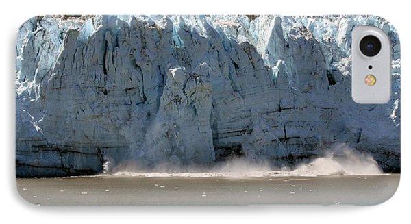 Glacier Bay Alaska Phone Case by Sophie Vigneault