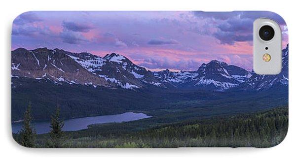 Glacier Glow IPhone Case