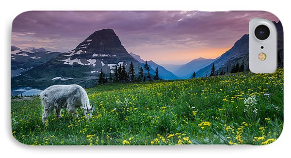 Glacier National Park 4 IPhone 7 Case