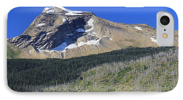 IPhone Case featuring the photograph Glacier National Pk Mt by Kathleen Scanlan