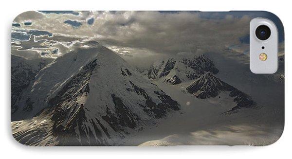 Glaciers Galore Phone Case by David Kehrli