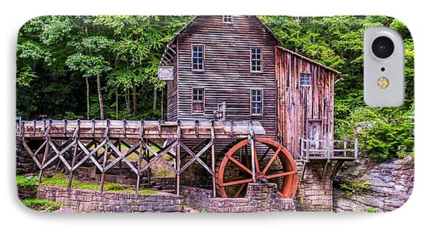 Glade Creek Grist Mill Phone Case by Steve Harrington
