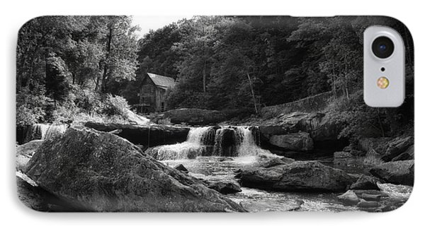 Glade Creek Waterfall IPhone Case by Shelly Gunderson