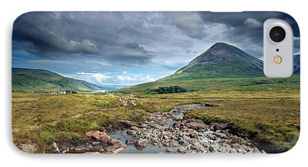 Glamaig IPhone Case by Simon Booth
