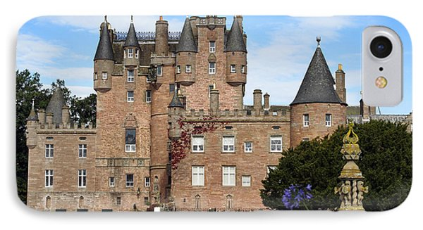 Glamis Castle IPhone Case