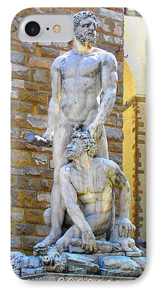 Glance At Hercules And Casus IPhone Case by Oleg Zavarzin