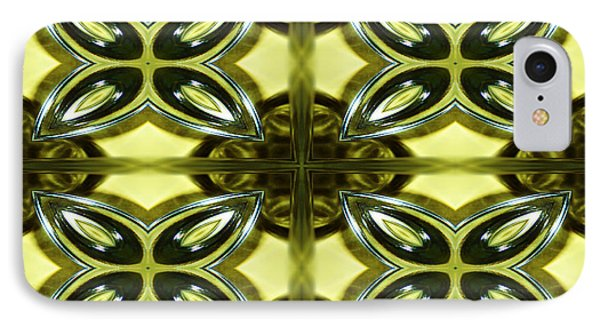 Glass Art 01 Phone Case by Ester  Rogers