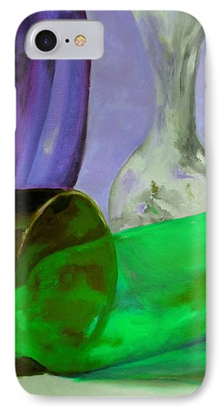 Glass Art IPhone Case