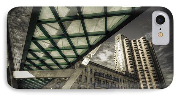 Glass Bridge Phone Case by Wayne Sherriff