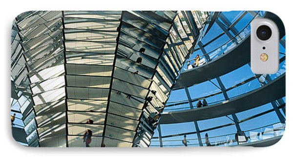Glass Dome Reichstag Berlin Germany IPhone Case