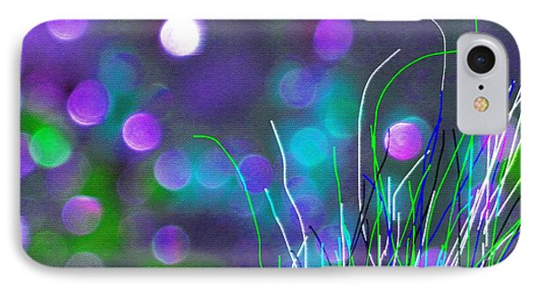 IPhone Case featuring the photograph Glass Fields by Everette McMahan jr