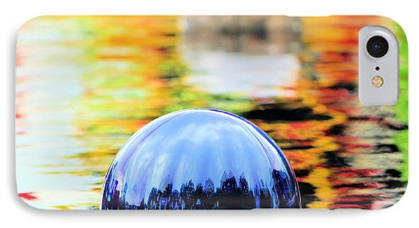 Glass Floats IPhone Case by Elizabeth Budd