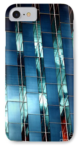 Glass House II IPhone Case by Christiane Hellner-OBrien