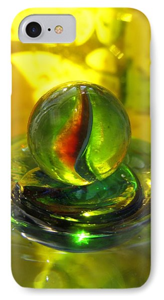 Glass Marble Still Life IPhone Case
