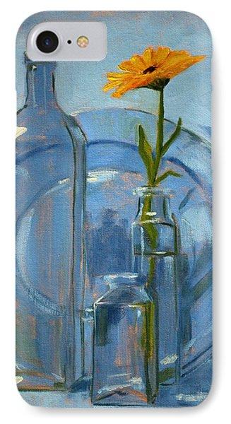 Glass Phone Case by Nancy Merkle