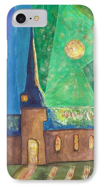 Glemroda Light Of God Phone Case by John Williams