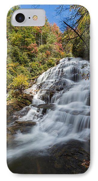 Glen Falls North Carolina Vertical IPhone Case by Andres Leon