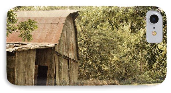 Glendale Barn IPhone Case