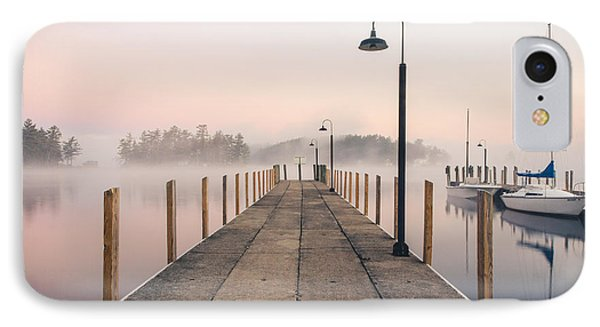 Glendale Docks IPhone Case by Robert Clifford