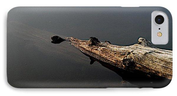 Glen's Log Phone Case by Joseph Yarbrough