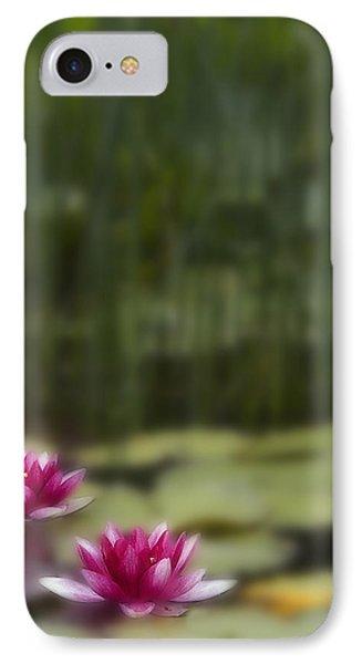 Gliding Phone Case by Rebecca Cozart