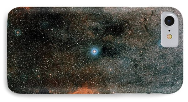 Gliese 667 Triple-star System IPhone Case