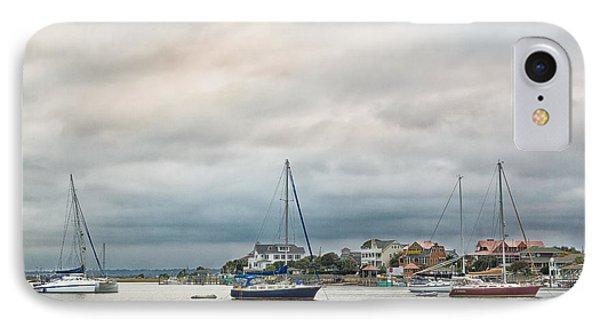 Gloomy Day Sail IPhone Case