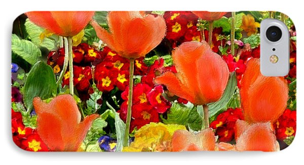 Glorious Garden IPhone Case by Bruce Nutting