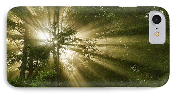 Glorious Morning Sunrise IPhone Case by Christina Rollo