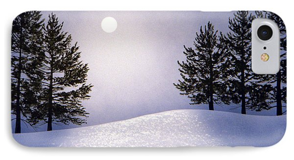 Glorious Night IPhone Case by Frank Wilson
