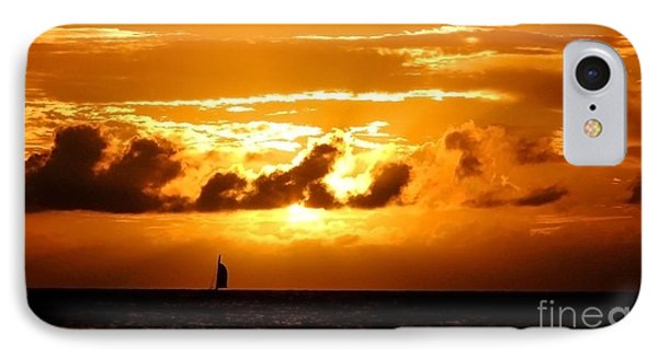 Glorious Sunset IPhone Case by Kristine Merc