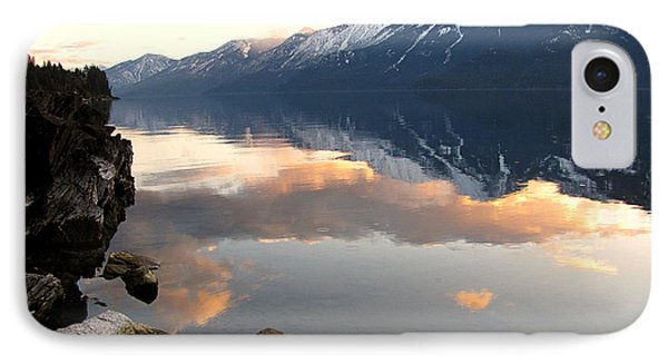 Glorious Sunset IPhone Case by Leone Lund