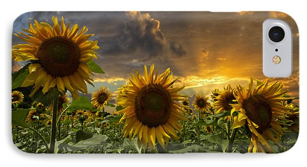 Glory IPhone Case by Debra and Dave Vanderlaan