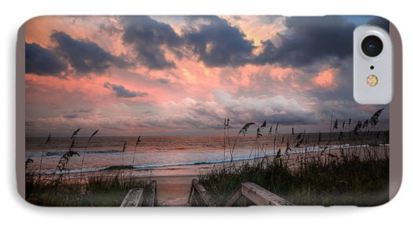 Glory Of Dawn IPhone Case by Karen Wiles
