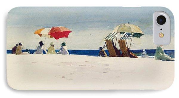 Gloucester Beach IPhone Case by Edward Hopper