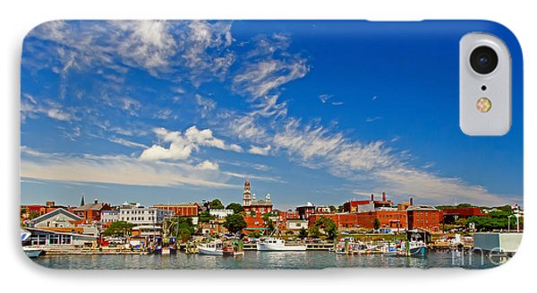 Gloucester Massachusetts Phone Case by Charles Dobbs