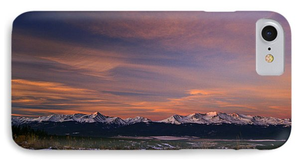 Glow Of Morning Phone Case by Jeremy Rhoades