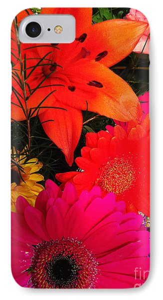 IPhone Case featuring the photograph Glowing Bright by Meghan at FireBonnet Art
