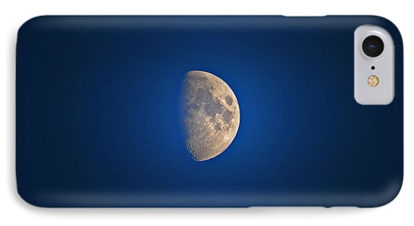 Glowing Gibbous Phone Case by Al Powell Photography USA