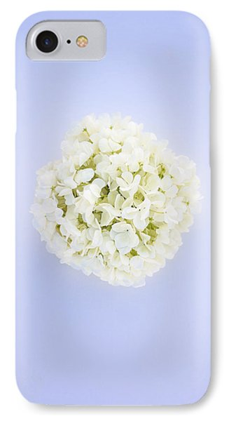 Glowing Hydrangea IPhone Case by Parker Cunningham