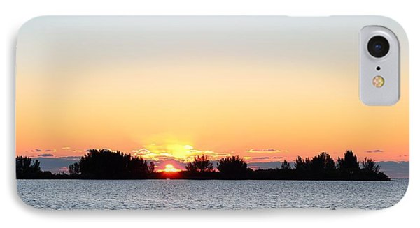 Glowing Sunset IPhone Case by Richard Zentner
