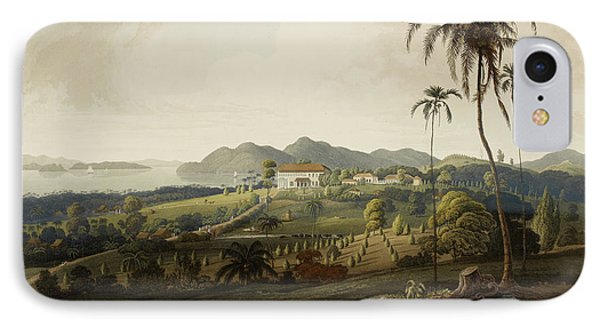 Glugor House And Spice Plantations IPhone Case by British Library