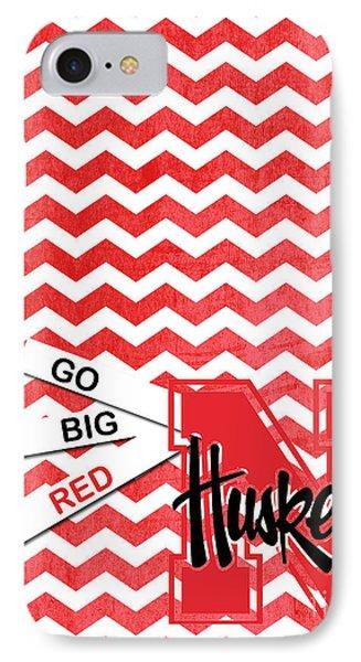 Go Big Red IPhone Case