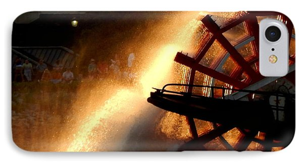 New Orleans Steamboat Natchez On The Mississippi River IPhone Case by Michael Hoard