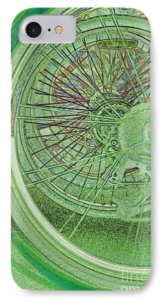 Go Green 1 By Jrr Phone Case by First Star Art