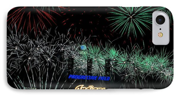 Go Indians Phone Case by Frozen in Time Fine Art Photography