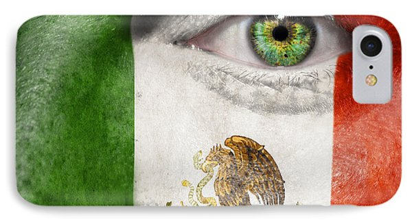 Go Mexico IPhone Case by Semmick Photo